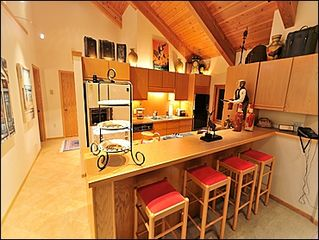 Snowmass Village condo photo - Fully Equipped Kitchen