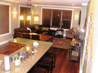 Lincoln townhome photo - Great Place To Prepare The Chow And Relax To Enjoy