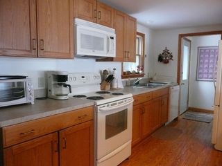 Saranac Lake house photo - Fully-Equipped Kitchen