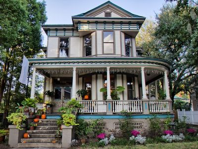 Savannah house rental - Our 1901 Victorian.