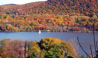 West Point lodge photo - Nothing surpasses the Hudson River Valley in the Fall!! GO ARMY!!!!