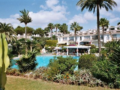 Mijas Costa apartment rental - Swimming Pool & Snack Bar