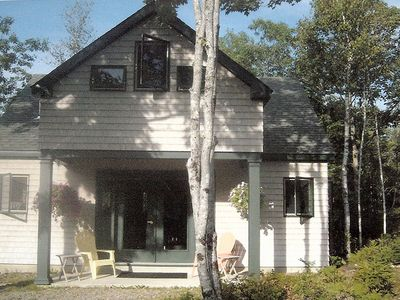 Bar Harbor cottage rental