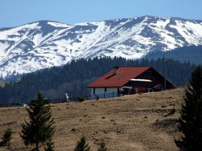 Transylvania chalet rental - Early spring