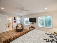 3 Bedroom with pool just one block to the beach!!