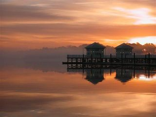 Cape Charles cottage photo - Sunrise at the Marina