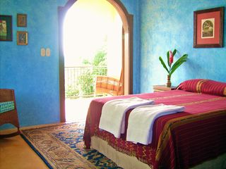 Mal Pais villa photo - Guest Room 2