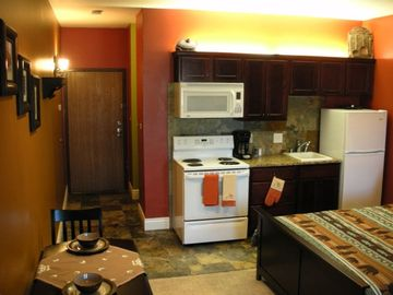 Park City Vacation Condo-Enjoy the fully equip kitchen