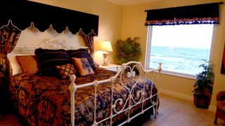 Perdido Key condo photo - All New Master Decor,New Paint,Linens-5th Flr.King Pillow Top Bed,Amazing Views!