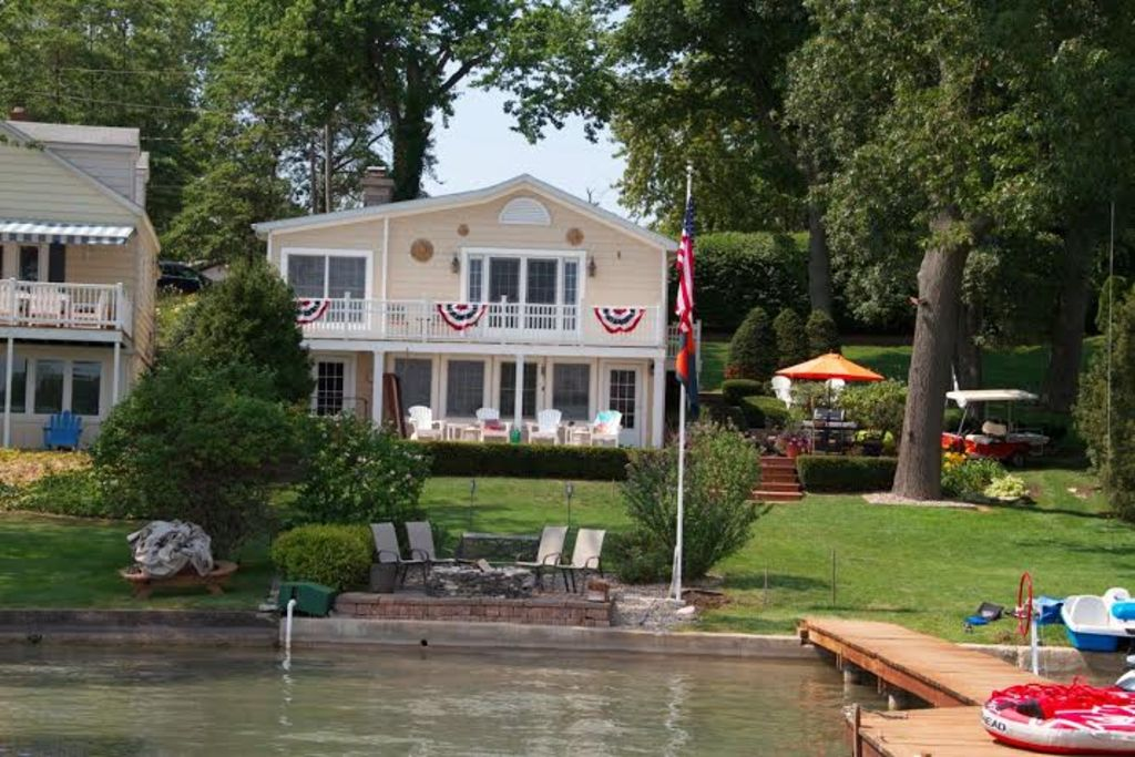 Magician lake vacation rental vrbo 558951 3 br for Dream home rentals