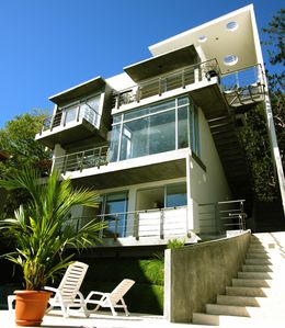 Sleek, Modern & Comfortable. Steps to the Beach