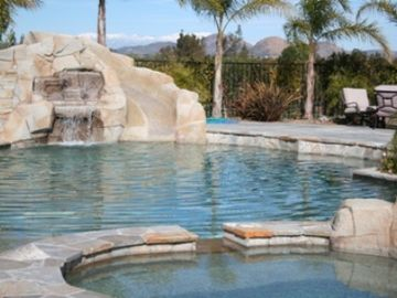 Temecula house rental - Cabernet Pool with Awesome Views