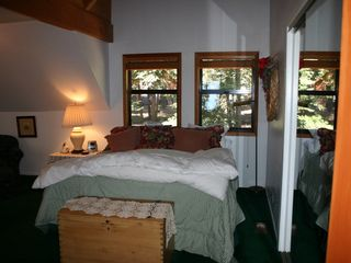 Carnelian Bay house photo - 3rd Bedroom with view