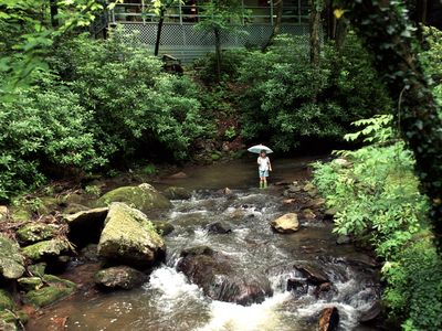 For fishing and fun, there's nothing like a mountain creek