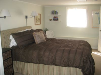 San Rafael apartment rental - view of window in bedroom