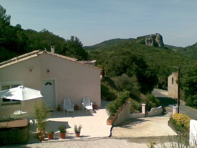 Cottage in quality between sea and mountains, 30 minutes from the beaches