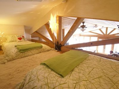 Moab house rental - the loft