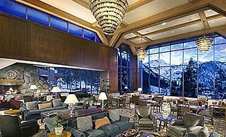 Resort at Squaw Creek Lobby