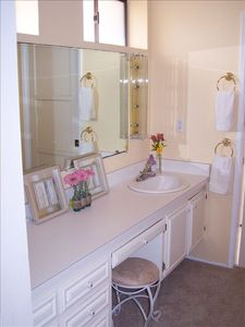 La Jolla house rental - Master Bath