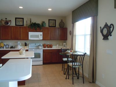 Spacious Family Kitchen