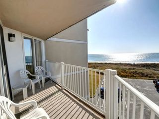 North Topsail Beach condo photo - Your Balcony