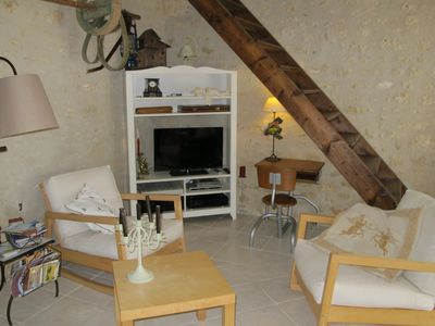 Royan area cottage rental - Coin Salon