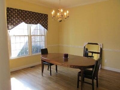 Seneca house rental - Formal Dining