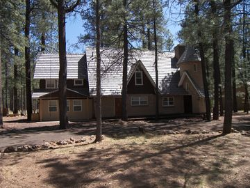 Pinetop cabin rental - Cozy Cabin