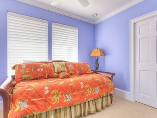 Summer Haven house photo - 2nd floor bedroom with double bed & pop-up trundle bed.