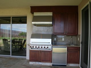 Mauna Lani condo photo - Lanai BBQ and Wet Bar