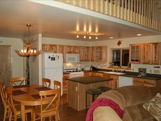 Williams cabin photo - This is your FULLY equipped kitchen...