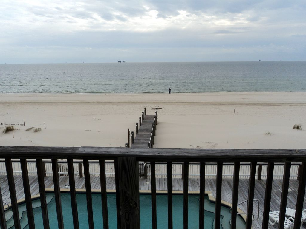 Luxury Beach Front Home in Fort Morgan  HomeAway Gulf