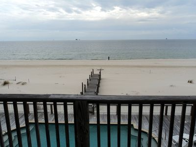 Luxury Beach Front Home in Fort Morgan with Pool
