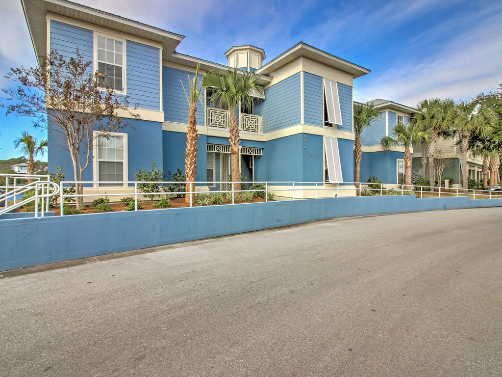 New 2br destin miramar beach condo 1 mile to vrbo - 1 bedroom condos in destin fl on the beach ...
