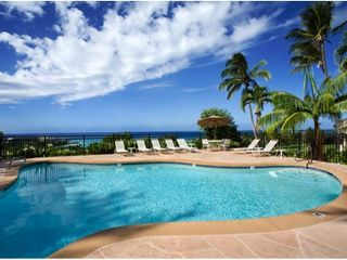 Keauhou condo photo - One of three pools on the estate