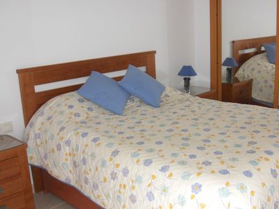 Mijas Costa apartment rental - Double bedroom
