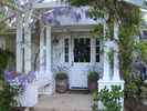 Front Door - Montecito cottage vacation rental photo
