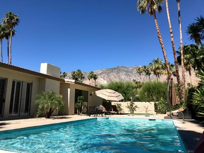 Indian Canyons Private Home / Pool / Hot Tub / Views