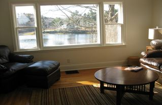 Lunenburg house photo - Bright, comfortable living room