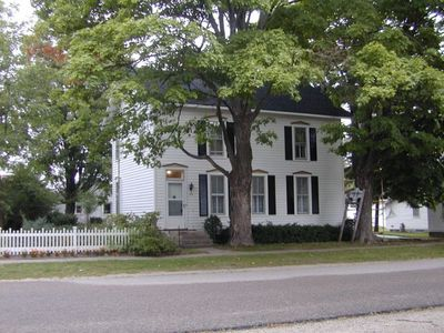 Traverse Street View of the Cottage