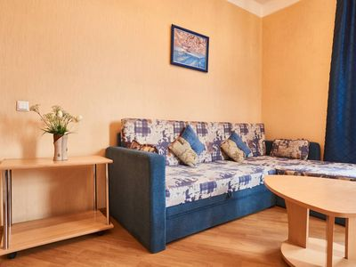 Apartment on 1, Darvina Str. .