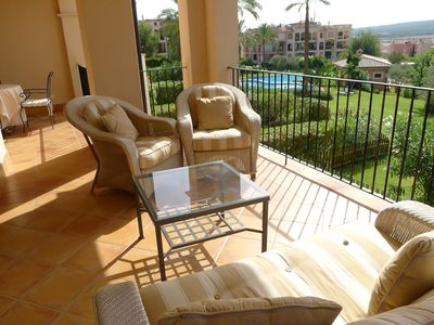 Spacious, family-friendly apartment in a great complex / near to the beach