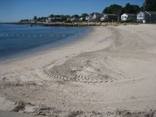 Niantic house photo - Private Beach