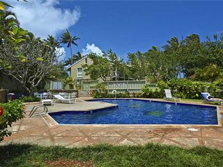 Kahuku - Turtle Bay condo photo - Pool is just 50 yards away.