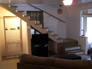 Galveston house photo - TV