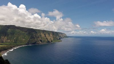 Hawaiis' Valley of the Kings, Waipio Valley