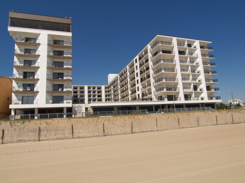 Gorgeous Ocean Front Condo Downtown Rehoboth... - VRBO