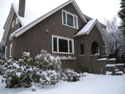 Our home in January 2012 for a day or two!!