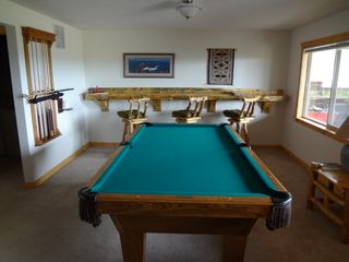 Florissant cabin photo - Pool table