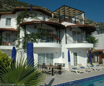 Holiday Pleasure in Kalkan - Villa Angelika
